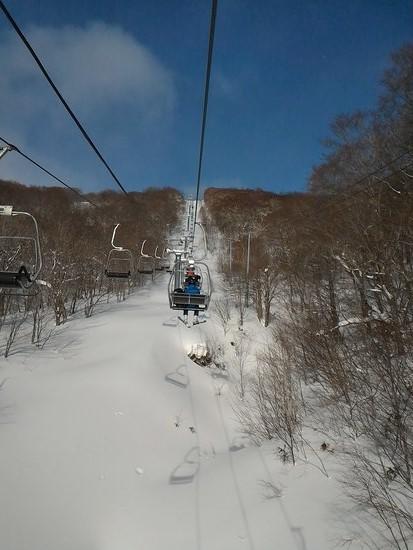 今シーズンは良い|雫石スキー場のクチコミ画像
