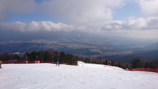 晴天率|富士見パノラマリゾートのクチコミ画像