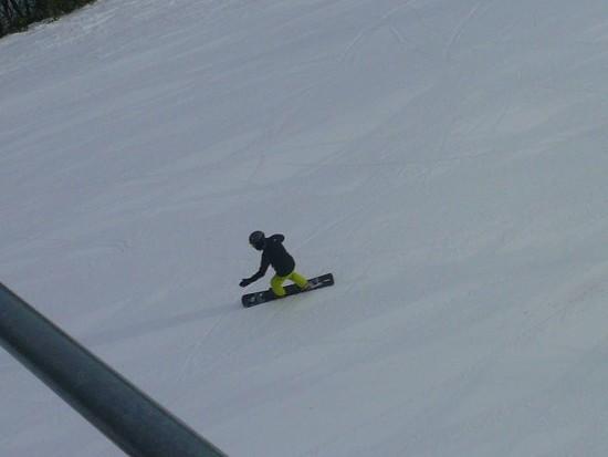 さらっさら|信州松本 野麦峠スキー場のクチコミ画像