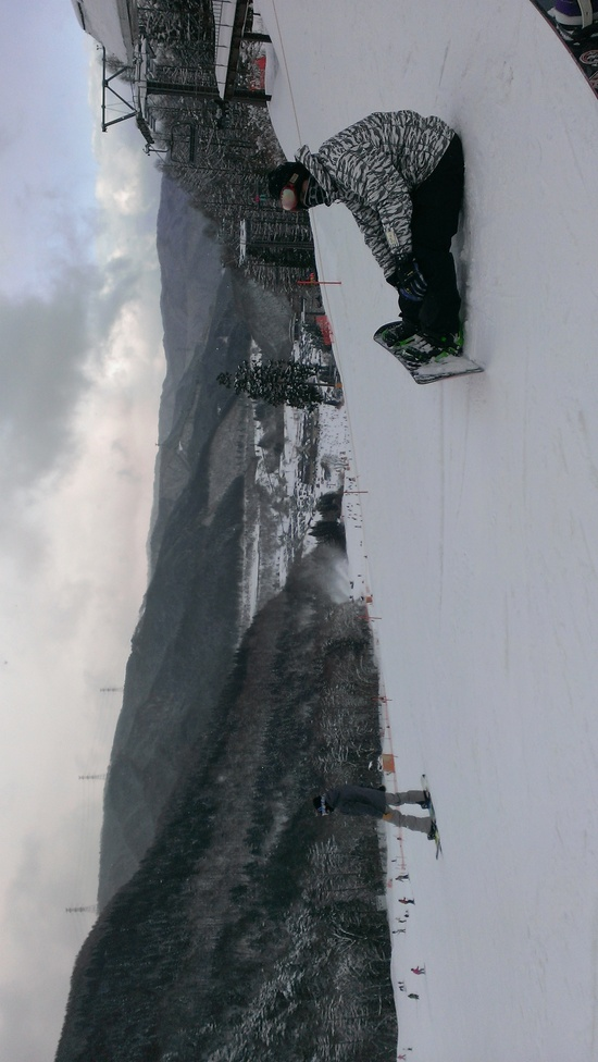 コースの長さ|めいほうスキー場のクチコミ画像