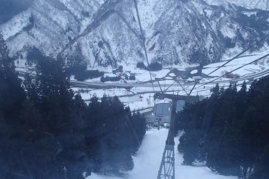 新幹線は早くて楽でした。|GALA湯沢スキー場のクチコミ画像