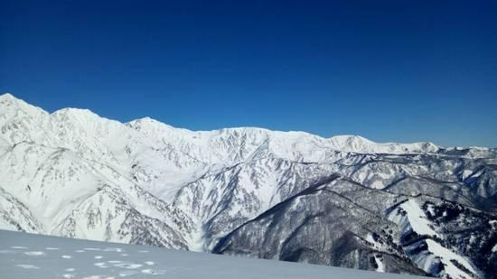 基礎系なら黙って八方尾根|白馬八方尾根スキー場のクチコミ画像