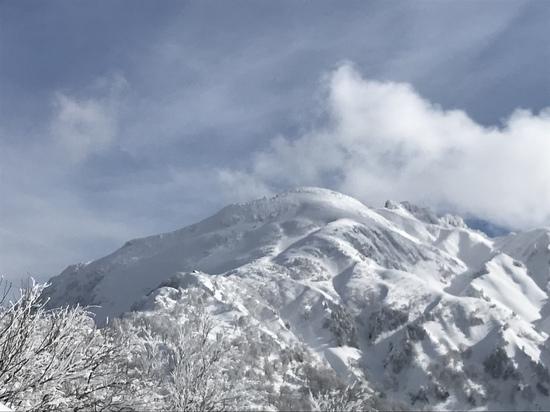 八海山で足がパンパンになったら…|六日町八海山スキー場のクチコミ画像