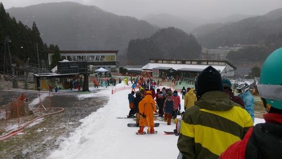 女鹿平温泉めがひらスキー場のフォトギャラリー2