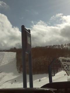 最強寒波のおかげです しらかば2in1スキー場のクチコミ画像2