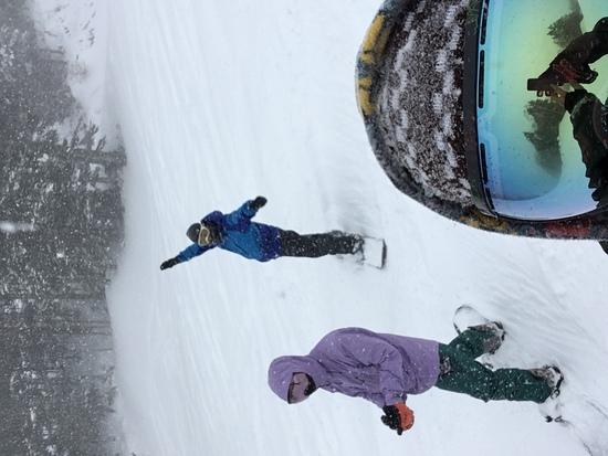 4月も半ばにまさかのパウダー 丸沼高原スキー場のクチコミ画像3