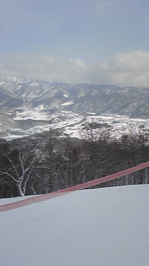 久々の晴れ|白馬八方尾根スキー場のクチコミ画像