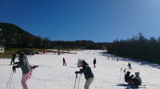 待ちに待ったオープン日!!|湯の丸スキー場のクチコミ画像
