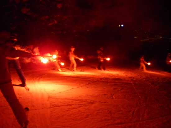 マウントレースイスキーリゾートのフォトギャラリー4