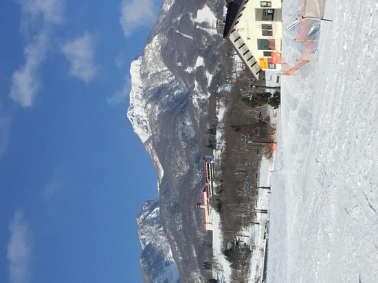 初滑り!|赤倉観光リゾートスキー場のクチコミ画像