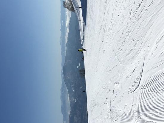 初滑り!|赤倉観光リゾートスキー場のクチコミ画像2