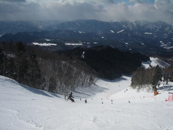 今シーズン2度目!|鷲ヶ岳スキー場のクチコミ画像