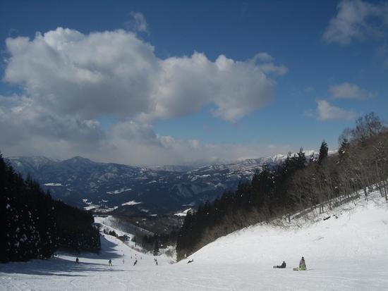 今シーズン2度目!|鷲ヶ岳スキー場のクチコミ画像2