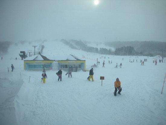 半端なく寒かった 安比高原スキー場のクチコミ画像