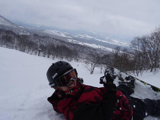 栂池スキー場は初心者のお勧めところだ|栂池高原スキー場のクチコミ画像