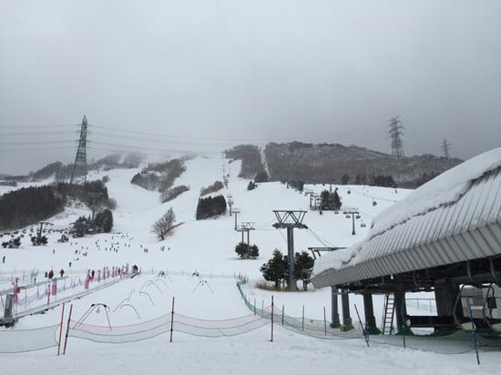 雪がうすい|苗場スキー場のクチコミ画像