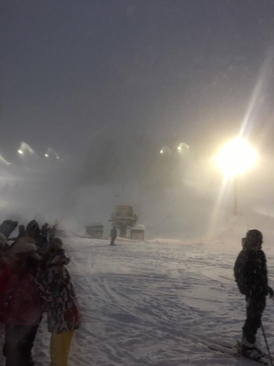大雪|ノルン水上スキー場のクチコミ画像
