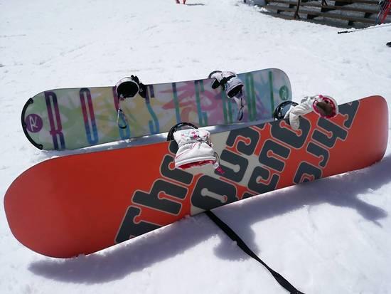 #休憩大事|信州松本 野麦峠スキー場のクチコミ画像