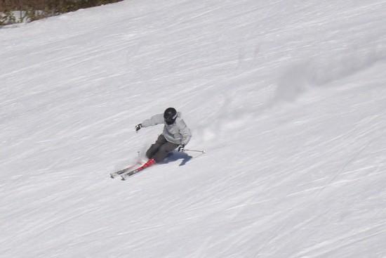 いい天気|信州松本 野麦峠スキー場のクチコミ画像