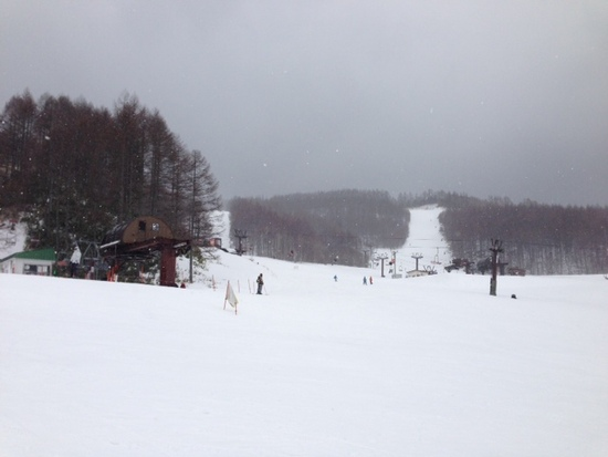 ファミリーゲレンデ|八千穂高原スキー場のクチコミ画像1