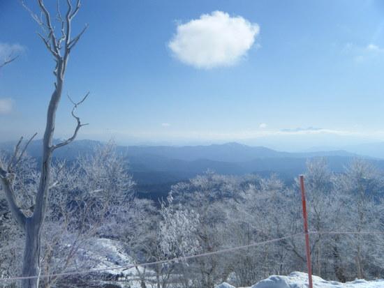 お天気が良ければ、最高の景色が見れる!|めいほうスキー場のクチコミ画像