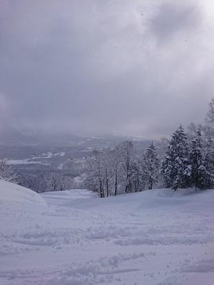 雪…|赤倉温泉スキー場のクチコミ画像