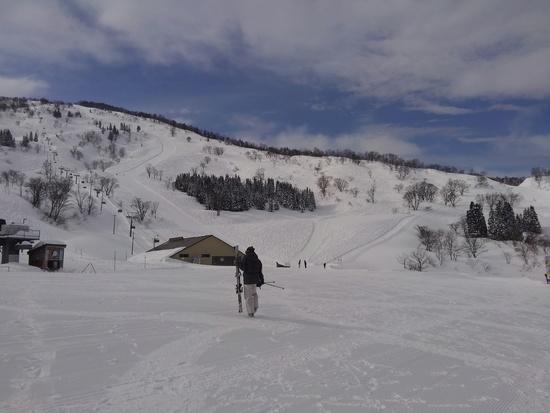 非圧雪ゲレンデ|シャルマン火打スキー場のクチコミ画像