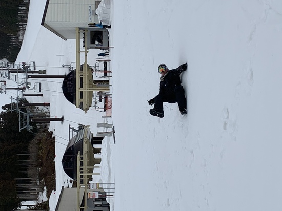 受身|スキージャム勝山のクチコミ画像