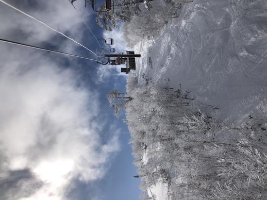 新年初滑りはかぐら!|かぐらスキー場のクチコミ画像