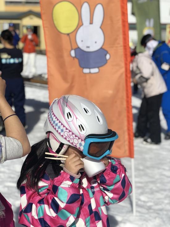 舞茸汁最高でした! かたしな高原スキー場のクチコミ画像