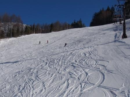 新雪かぶりました|信州松本 野麦峠スキー場のクチコミ画像