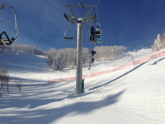 スキーヤー|富良野スキー場のクチコミ画像