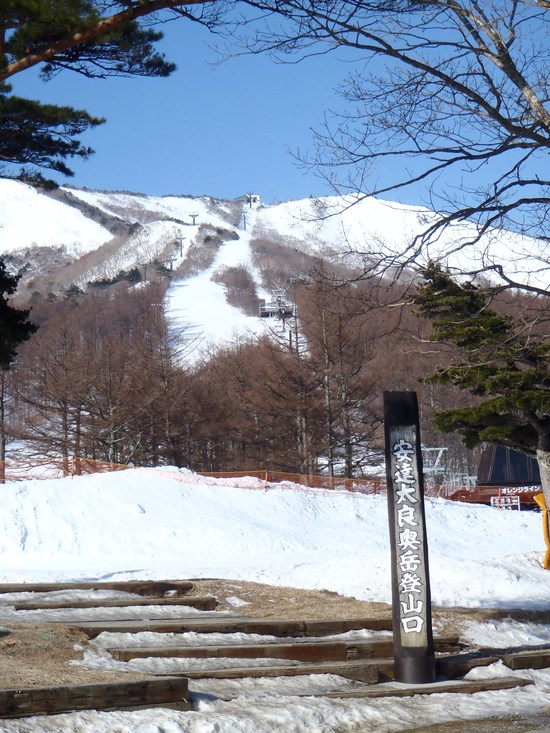 ゴンドラでのロングコースが好き。|あだたら高原スキー場のクチコミ画像