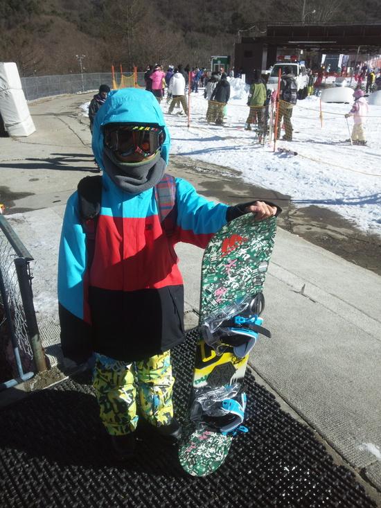 混んでいた|カムイみさかスキー場のクチコミ画像