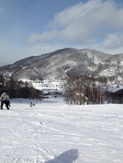 穴場|タングラムスキーサーカスのクチコミ画像