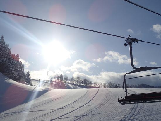 最強寒波の効果は|神立スノーリゾート(旧 神立高原スキー場)のクチコミ画像