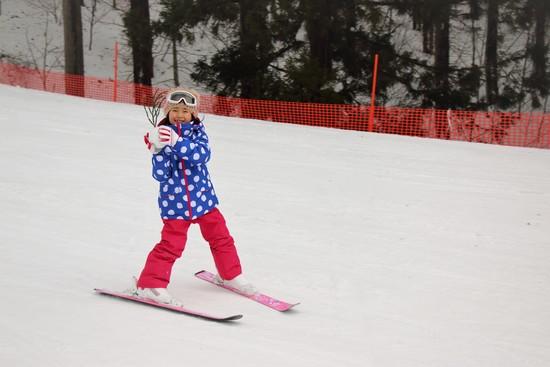 まだまだ滑りたい! 阿仁スキー場のクチコミ画像2