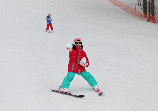 まだまだ滑りたい! 阿仁スキー場のクチコミ画像3