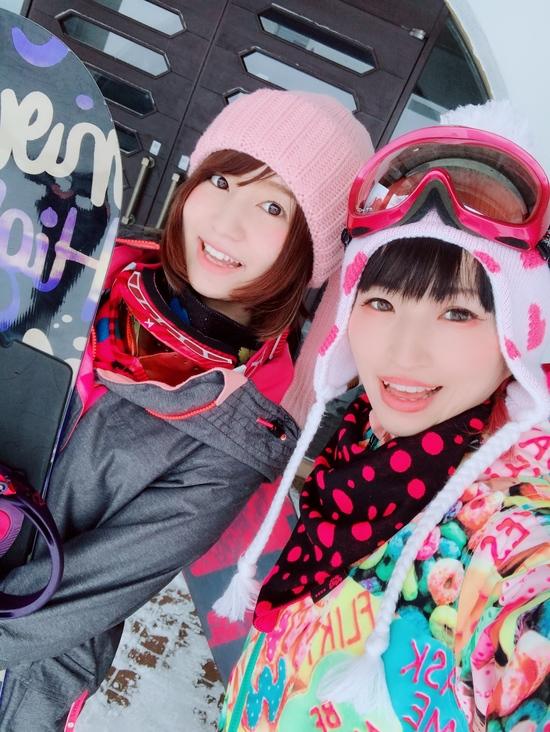 友達と初斑尾高原スキー場!|斑尾高原スキー場のクチコミ画像2