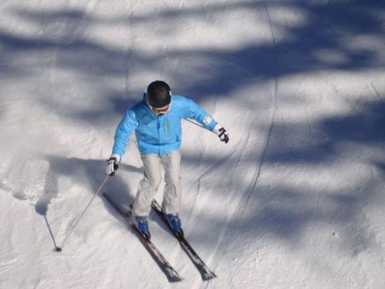 以外にお客さんが少なめでした。|信州松本 野麦峠スキー場のクチコミ画像