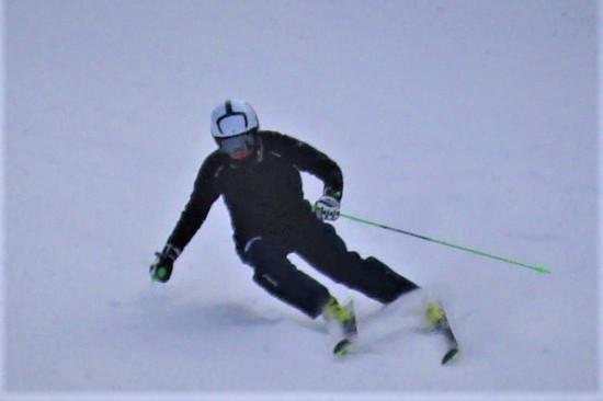 ザラメ雪|信州松本 野麦峠スキー場のクチコミ画像