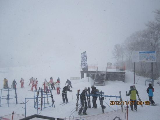 かぐら大雪でした|かぐらスキー場のクチコミ画像