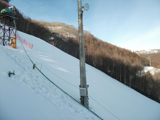 整備がしっかりで滑りやすい エコーバレースキー場のクチコミ画像