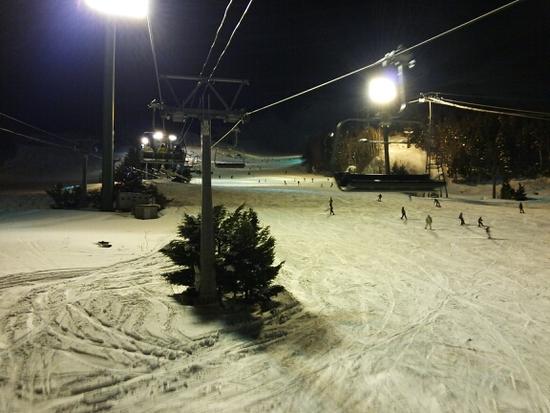 リフトが|苗場スキー場のクチコミ画像