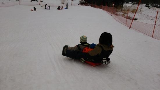 初めて|ノルン水上スキー場のクチコミ画像