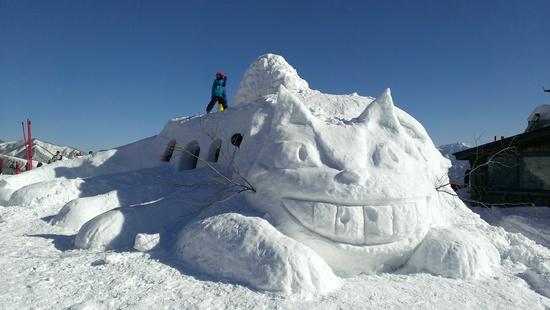 全コースオープン|白馬岩岳スノーフィールドのクチコミ画像