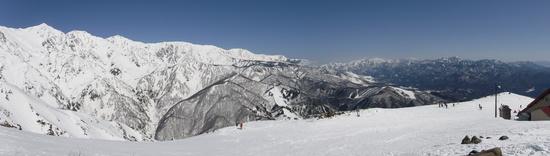 最高の聖地|白馬八方尾根スキー場のクチコミ画像