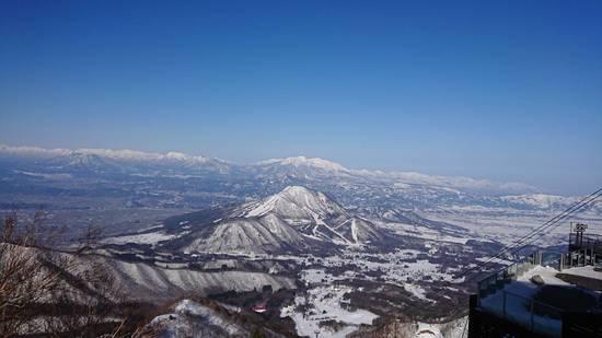 山頂のソラテラスからの景色が最高!|竜王スキーパークのクチコミ画像