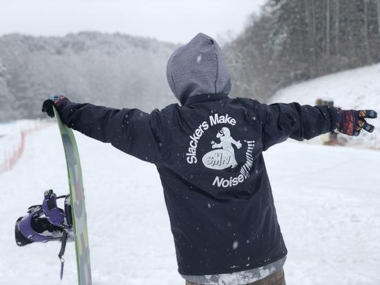 滑り納めに|佐久スキーガーデン「パラダ」のクチコミ画像