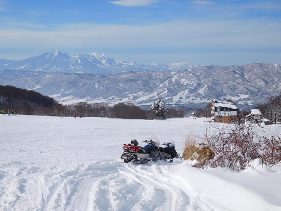 野沢雪あります!|野沢温泉スキー場のクチコミ画像